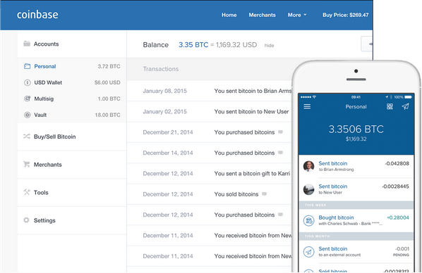 Coinbase review coinbase bitcoin exchange benefits of coinbase exchange ccuart Images