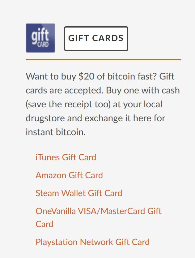 paxful gift cards